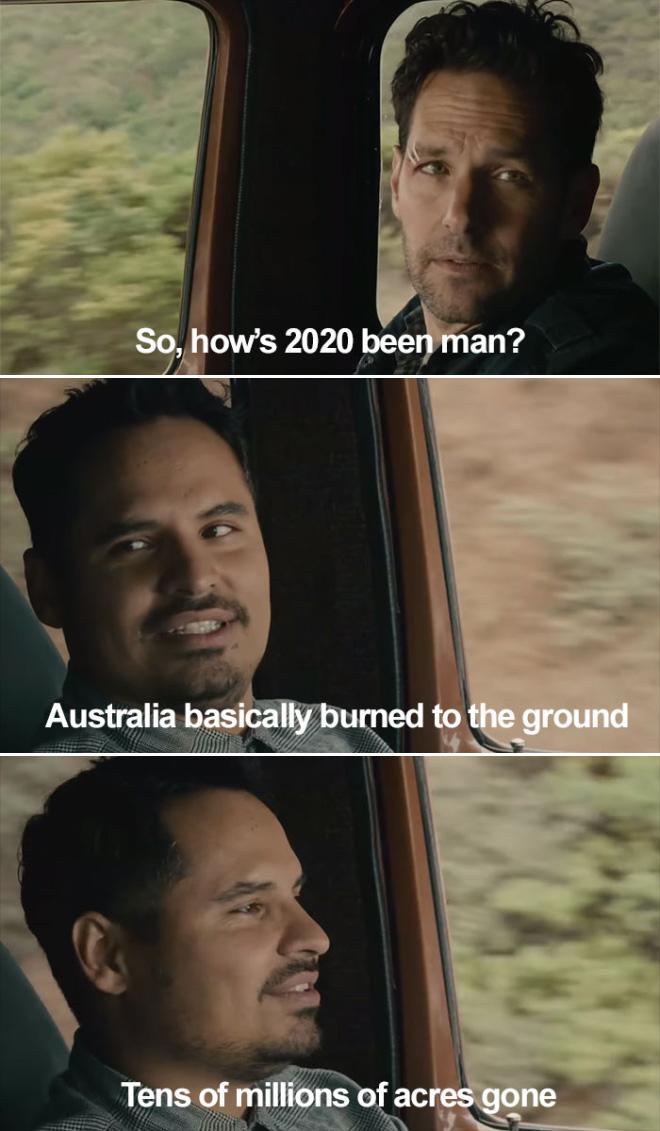 Recap of the 2020 so far...