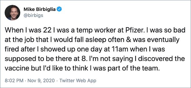 Twitter reacts to Coronavirus vaccine from Pfizer.
