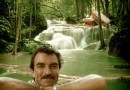 Tom Selleck And Sandwiches Photoshopped Into Waterfall Scenes