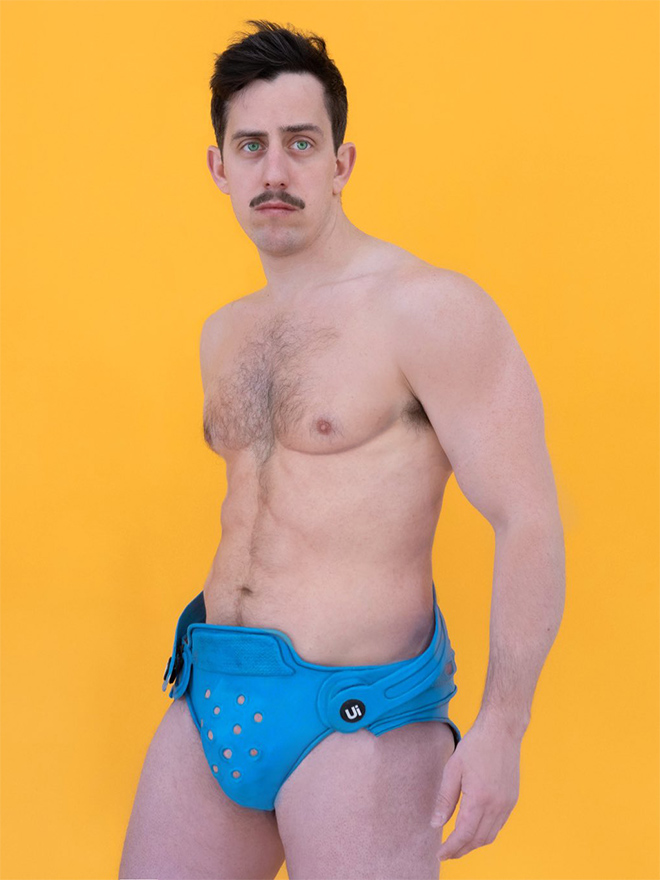 Are you man enough to fill these briefs?