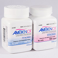 AMBIEN CR Dosage & Rx Info | Uses Side Effects