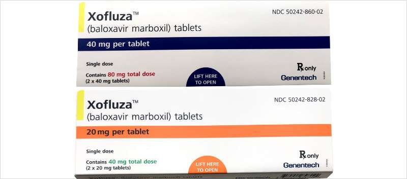 FDA to Review Xofluza sNDA for Flu Treatment in Patients ...
