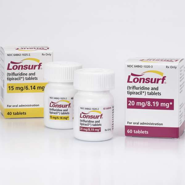 LONSURF Dosage & Rx Info   Uses Side Effects