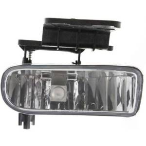 99 00 01 02 03 04 05 06 GM Truck SUV Bumper Lamp Lens Cover