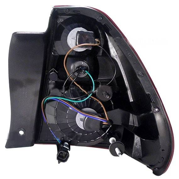 Tail Light Wiring Harness Lamp New Chevy Chevrolet Malibu 2007 Ls237