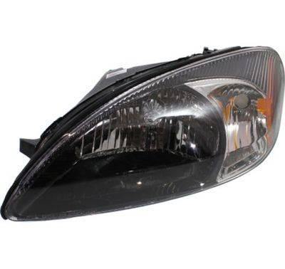 Ford Taurus Ses Wiring 2000 2007 Taurus Headlight Black Bezel Set