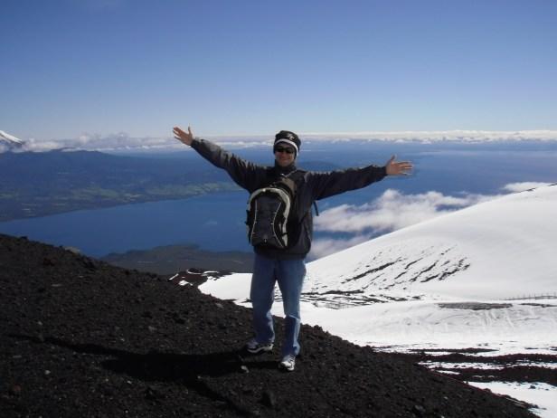 Subir ao vulcão ok