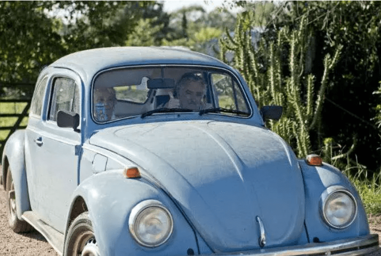 Fusca do Mujica