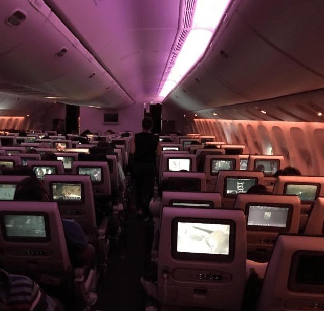 aeronave ala econômica