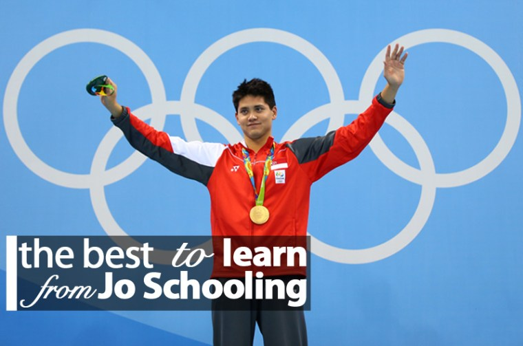 The Best to Learn From Joseph Schooling