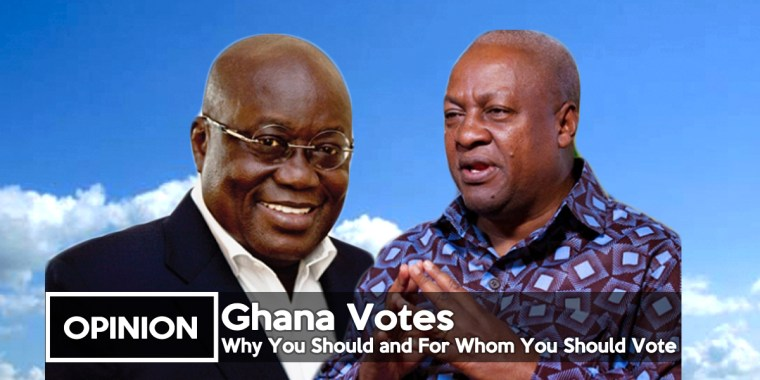 Ghana Votes - 1BabaSalam.com