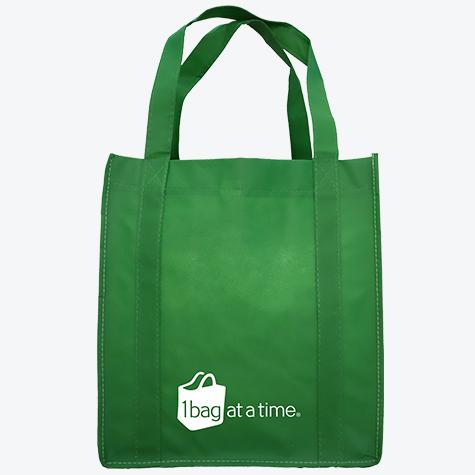 1 custom reusable bags