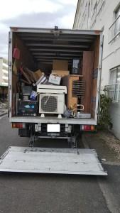 仙台市内で不用品回収