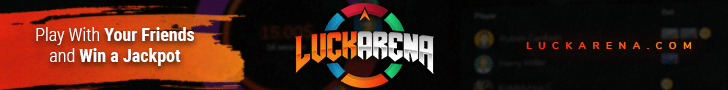 LuckArena Jackpot Game
