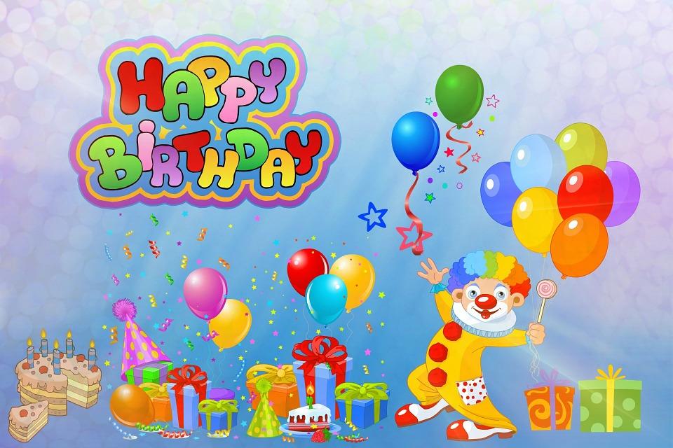 Facebook Cards Free Birthday