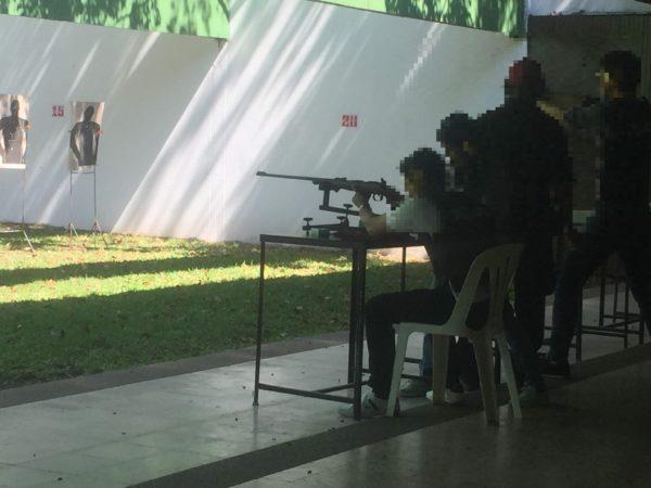 【タイ観光】射撃場で実弾を打ってみた話