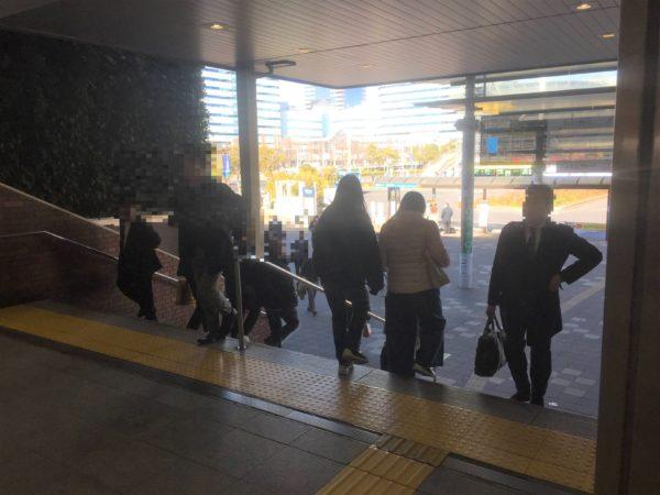 【2021年版】JR京葉線 海浜幕張駅近くの無料喫煙所