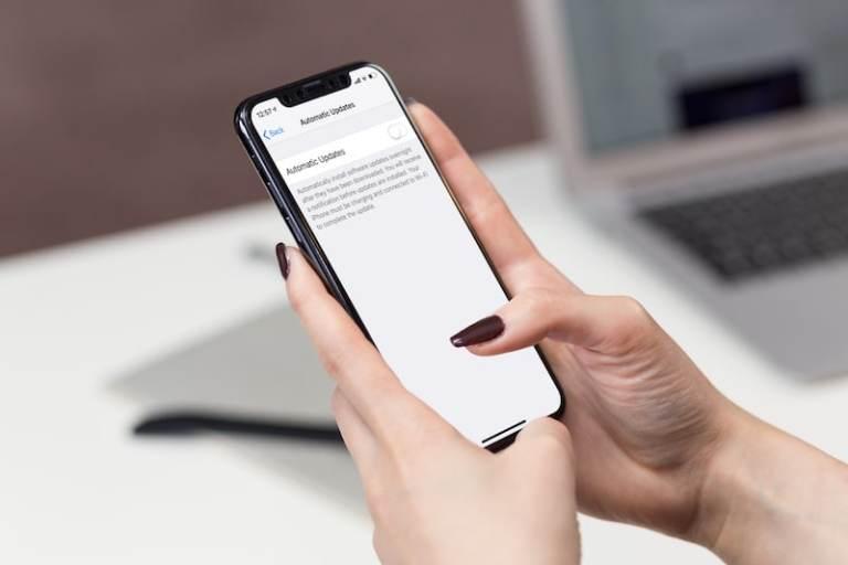 Как отключить автоматические обновления программного обеспечения iOS на iPhone и iPad в iOS 12