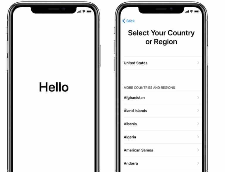 Как правильно настроить iPhone XS и iPhone XS Max