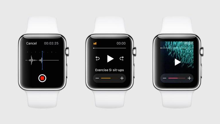 Как принудительно закрыть приложение на Apple Watch