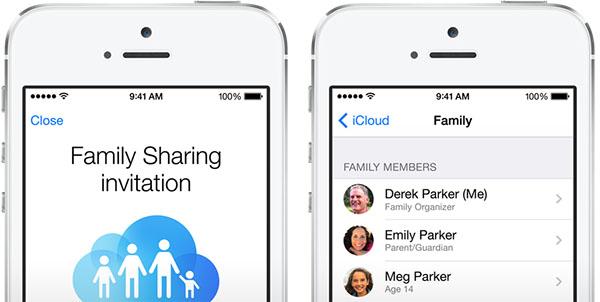 Как настроить семейный доступ на вашем iPhone или iPad