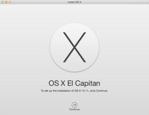Как установить публичную бета-версию OS X 10.11 El Capitan сегодня