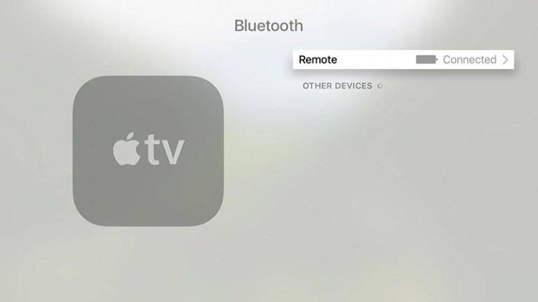 Как проверить уровень заряда батареи Siri Remote