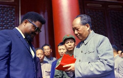 Williams China visit