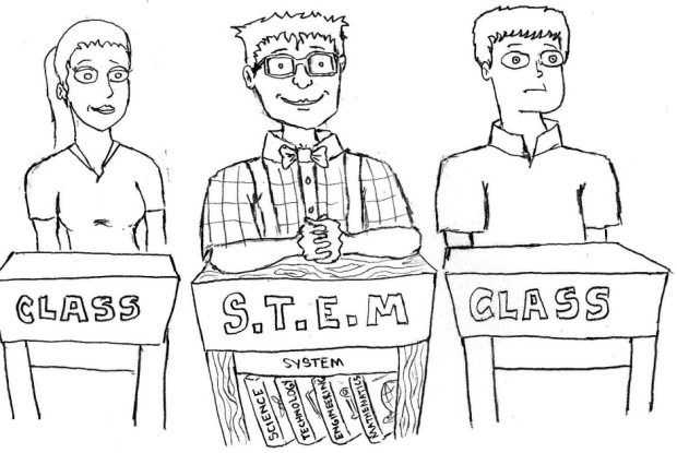 Integrating CLASS into the STEM system creates more