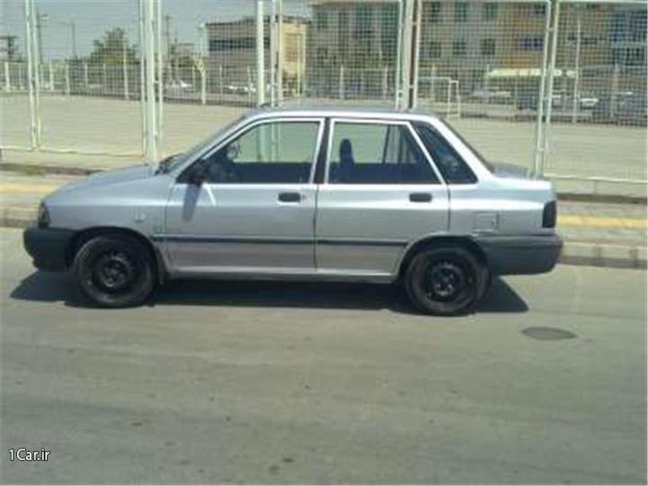قیمت خودرو کارکرده پراید صبا