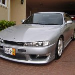 Nissan Silvia S14 Photo Video Equipment Review Price