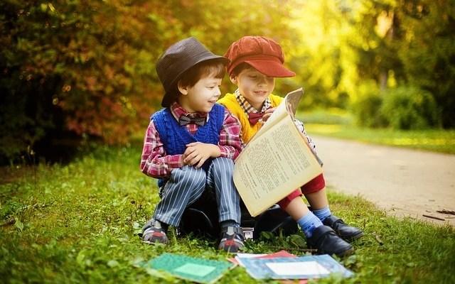 Descopera lumea magica a povestilor pentru copii