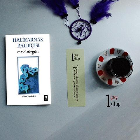 Mavi-Sürgün-kitap-yorumu