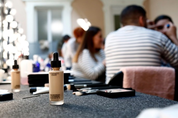 Maquillaje de MAC