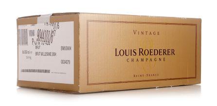 2004 Louis Roederer Brut Vintage