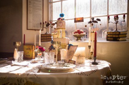 Steampunk Styled Wedding by 1Chapter Photography-5