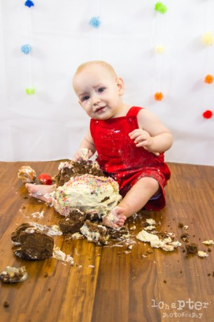 Camille Smashing Cake Birthday by 1Chapter Photography-35