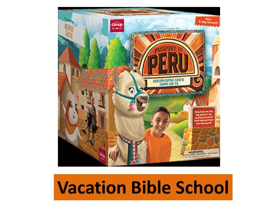 Vacation Bibile School
