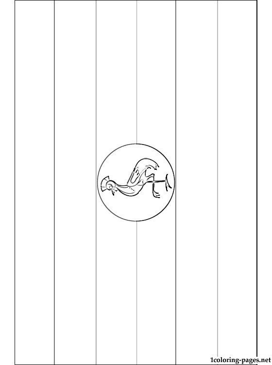 Uganda Flag Coloring Page Coloring Pages