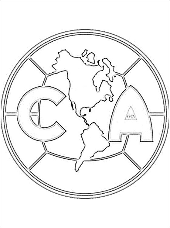 Mexico Team Coloring Pages Coloring Pages