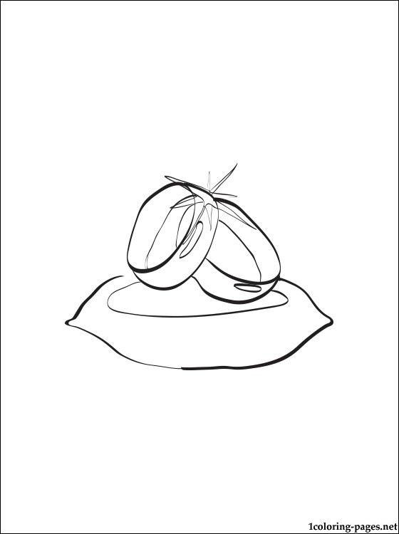 Wedding Rings Coloring Page Coloring Pages