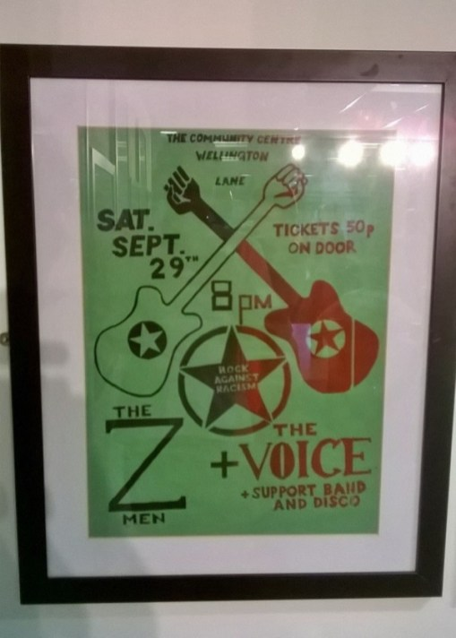 1create - This is Hull Rock Against Racism art 1