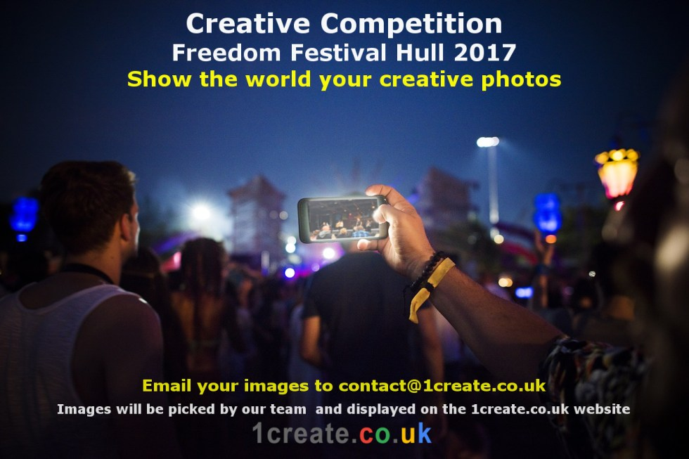 1create - competition freedom festival