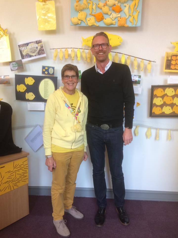 1create - Martin Green and Janet Bark Yellow Day Hull revisited