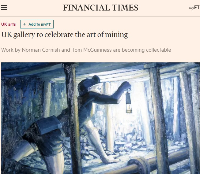 1create - gavin mayhew mining gallery financial times