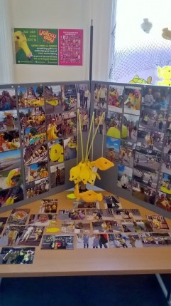 1create - yellow day revisited display 3
