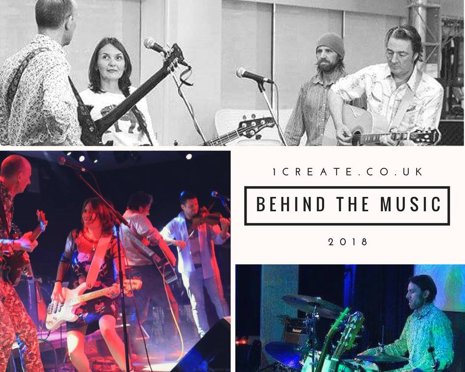 1create - behind the music Loudhailer Electric Company
