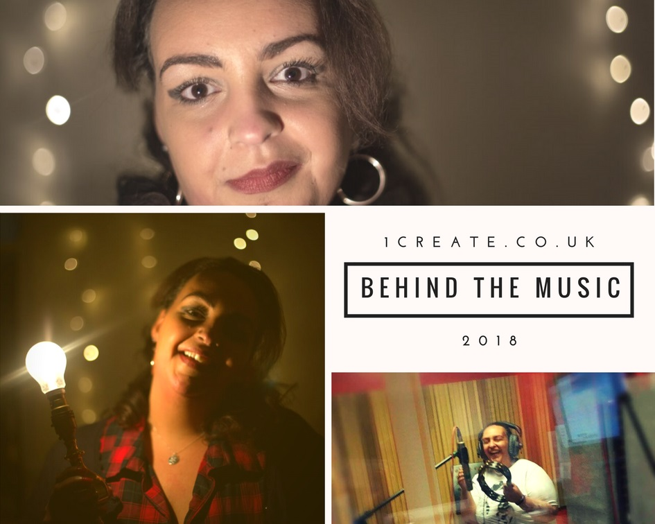 1create - Ruth Toynton behind the music 2018 cover