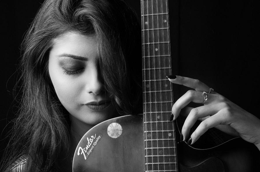 1create - singer songwriter and guitarist