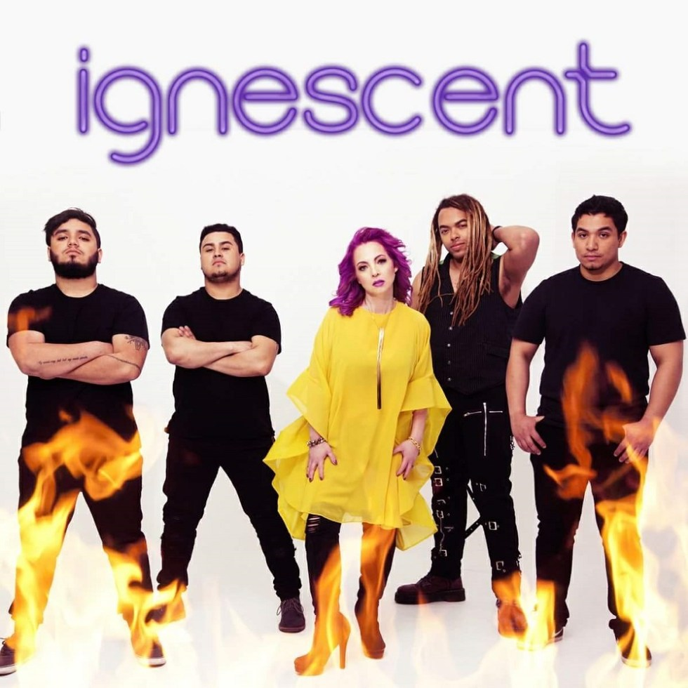 1create - behind the music with Ignescent
